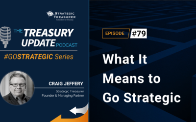 #1: What It Means to Go Strategic
