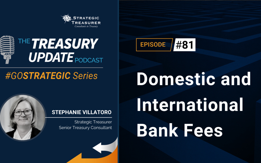 #2: Domestic and International Bank Fees