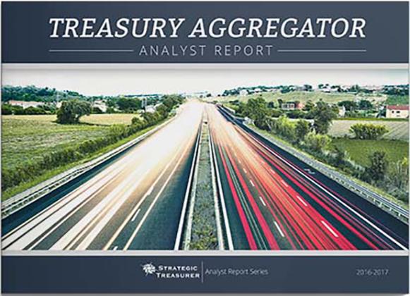 2016 Treasury Aggregator Analyst Report