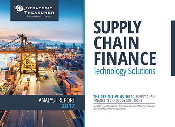 2017 Supply Chain Finance Fintech Analyst Report
