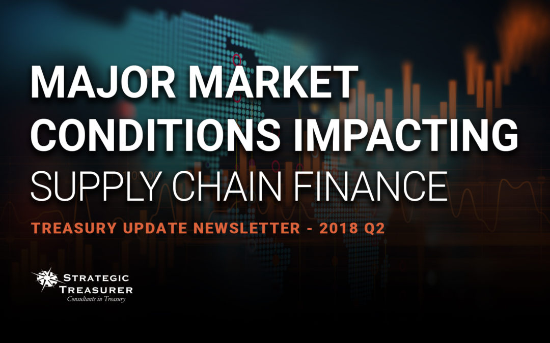 Major Market Conditions Impacting Supply Chain Finance [Q2 2018 Newsletter Article]