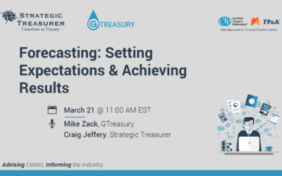 Forecasting: Setting Expectations & Achieving Results Webinar