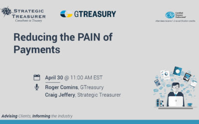 Reducing the Pain of Payments Webinar