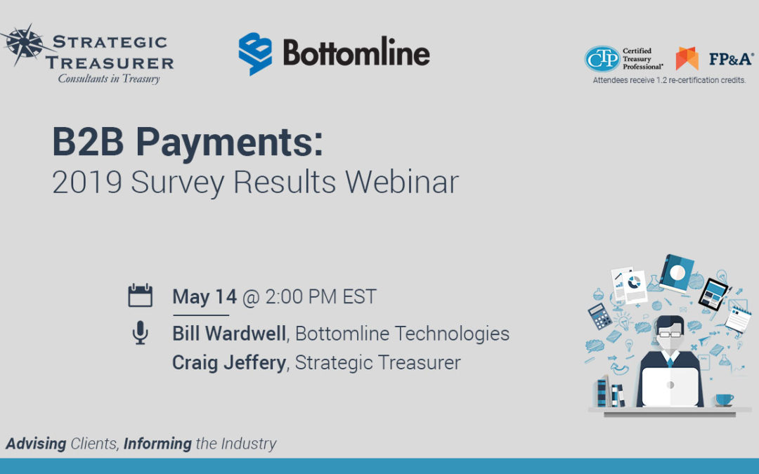 B2B Payments: 2019 Survey Results Webinar