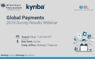 Global Payments 2019 Survey Results Webinar