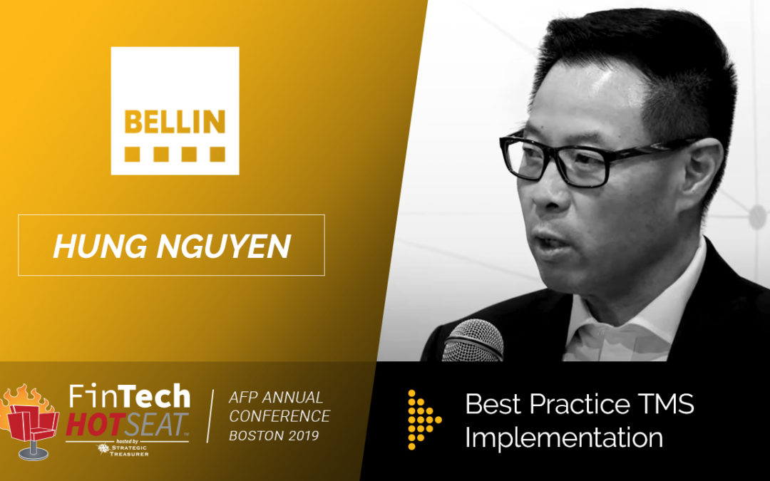 Best Practice TMS Replacement with BELLIN – FinTech HotSeat