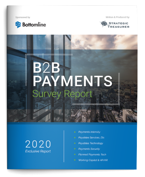 2020 B2B Payments Survey Results Report