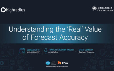 Webinar: Understanding the 'Real' Value of Forecast Accuracy