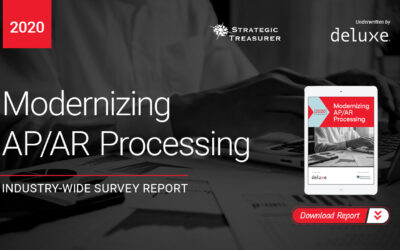 2020 Modernizing AP/AR Processing Survey
