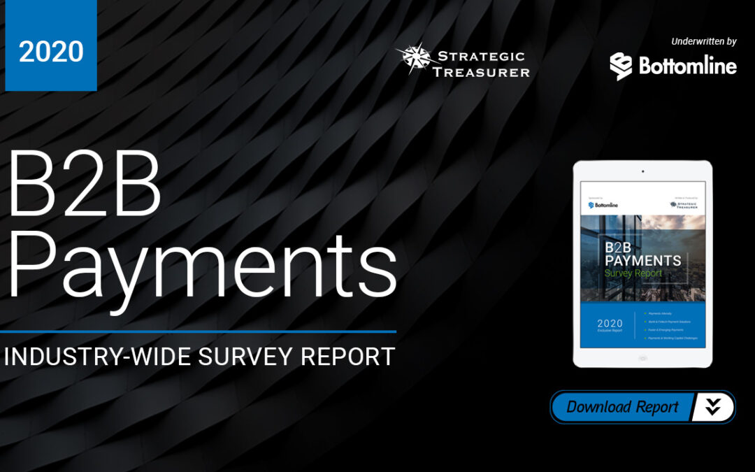 2020 B2B Payments Survey