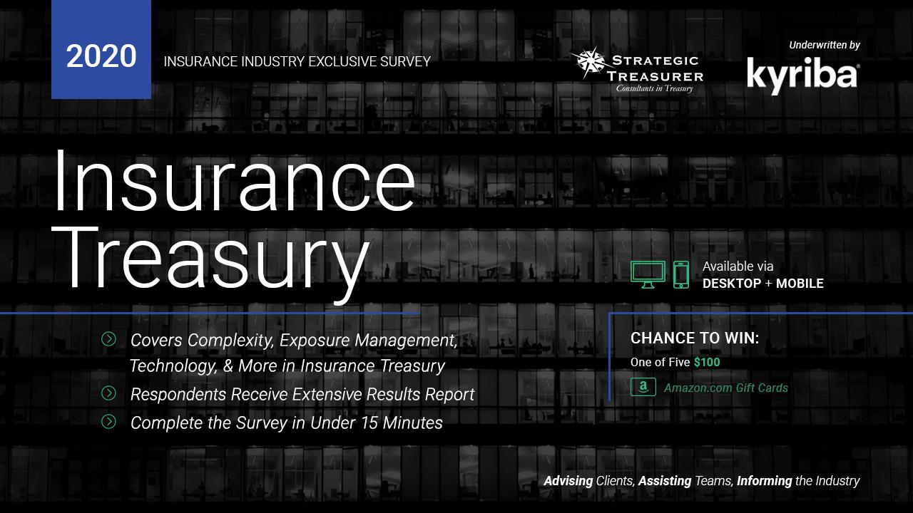 2020 Insurance Treasury Survey
