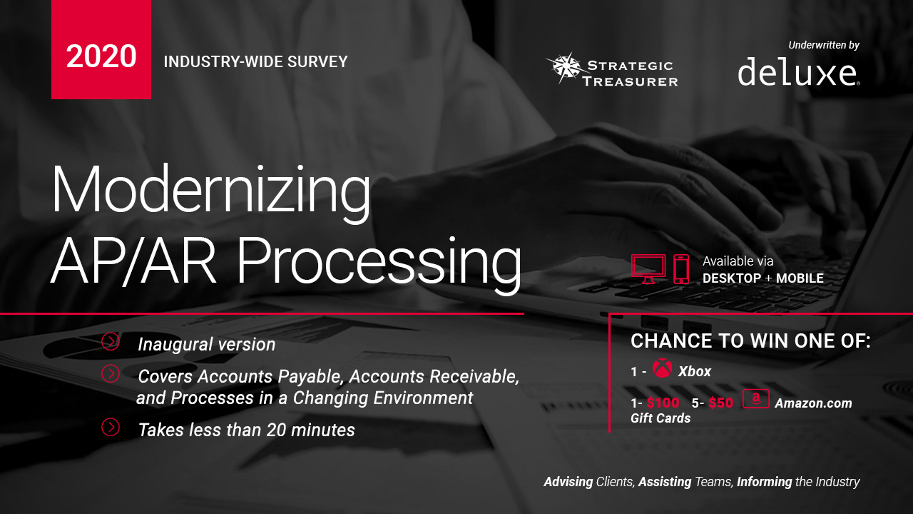 2020 AP/AR Processing Survey