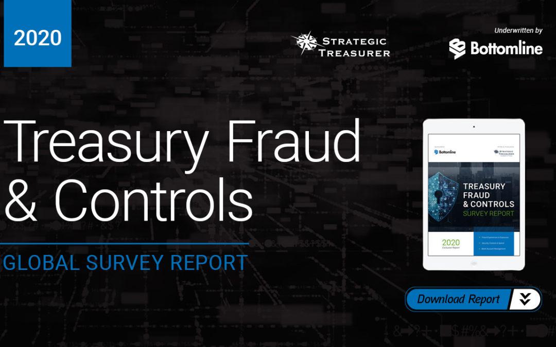 2020 Treasury Fraud & Controls Survey