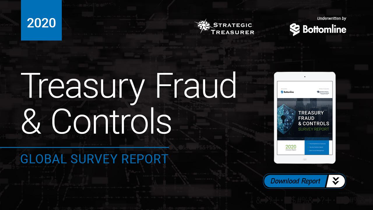 2020 Treasury Fraud & Controls Survey Results Report