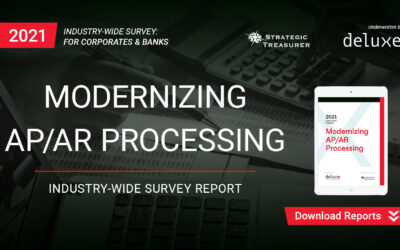 2021 Modernizing AP/AR Processing Survey
