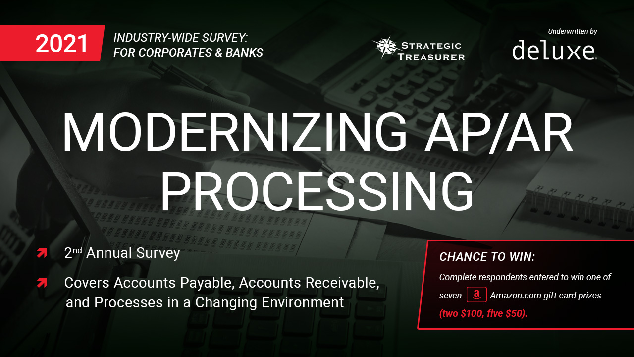 2021 Modernizing AP/AR Processing Survey