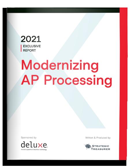 2021 Modernizing AP Processing Survey Report