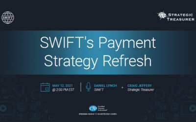 Webinar: SWIFT's Payment Strategy Refresh