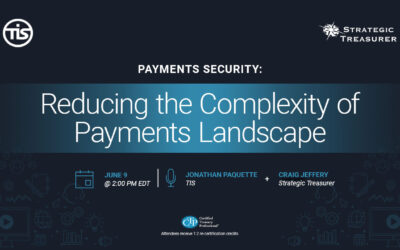 Webinar: Reducing the Complexity of Payment Landscape