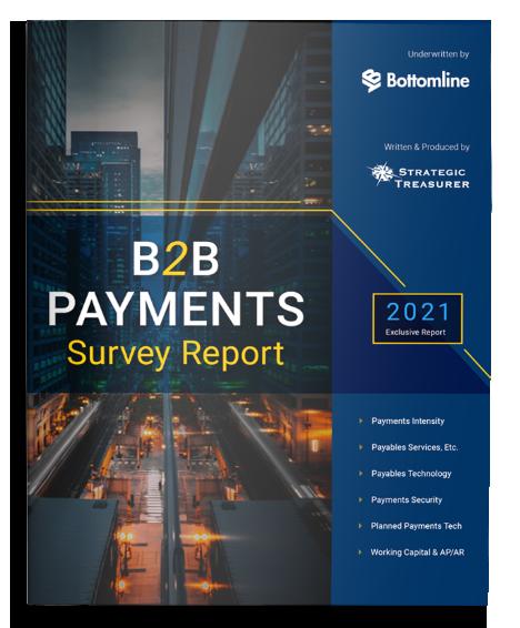2021 B2B Payments Survey Report