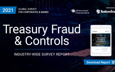2021 Treasury Fraud & Controls Survey