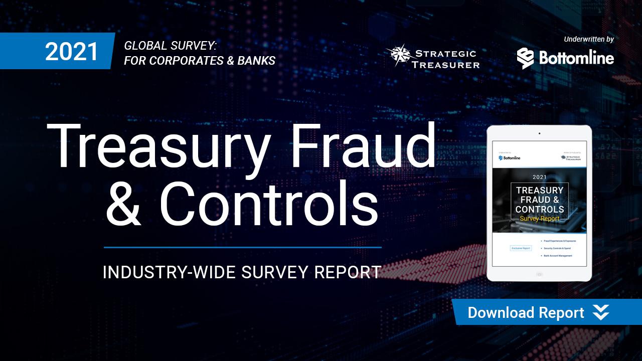 2021 Treasury Fraud & Controls Survey Report Download