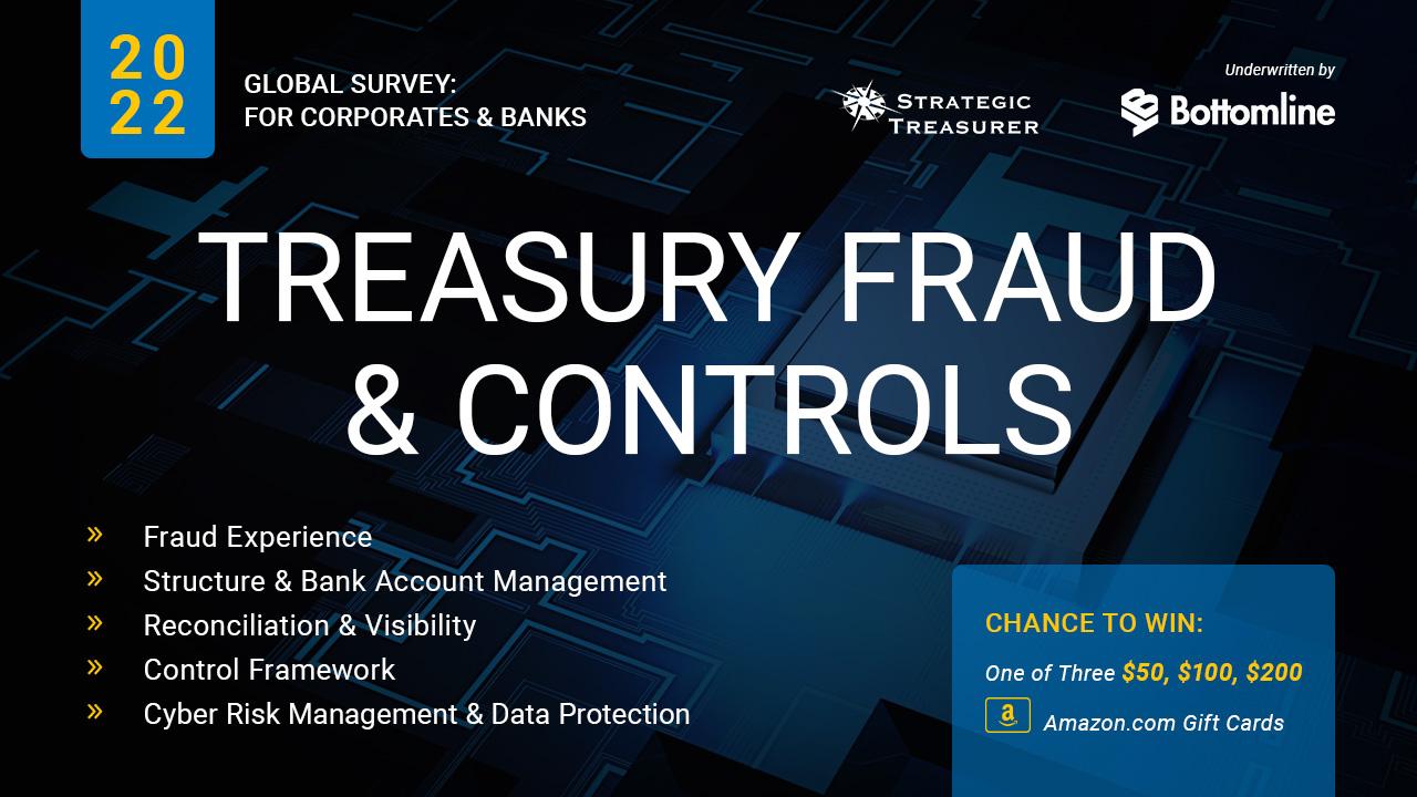 2022 Treasury Fraud & Controls Survey