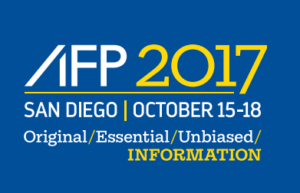 2017 AFP National Conference @ San Diego Convention Center | Orlando | Florida | United States