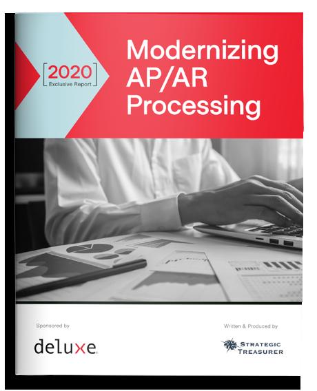 2020 Modernizing AP/AR Processing Survey Report