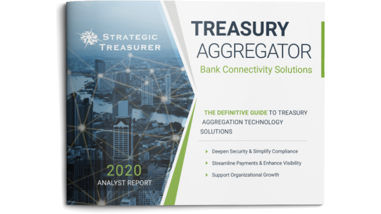 Treasury Aggregator - 2020 Analyst Report Series