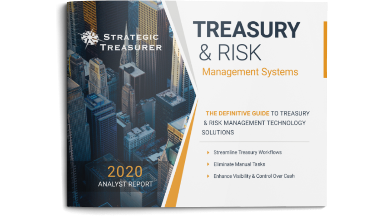 Treasury & Risk Management Systems - 2020 Analyst Report Series