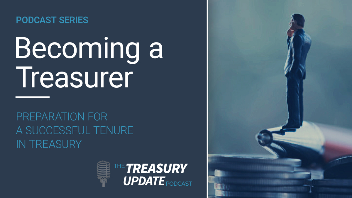 Becoming a Treasurer Series