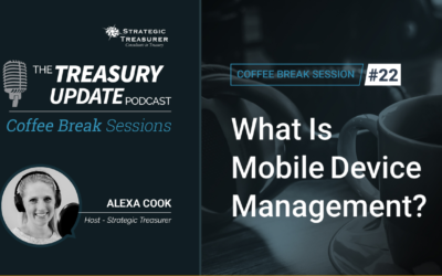 22: What Is Mobile Device Management?