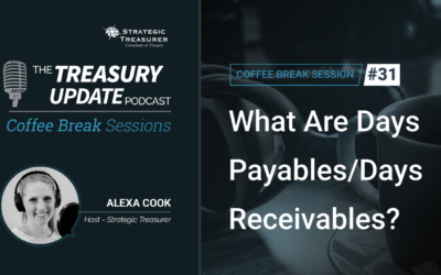31: What Are Days Payables/Days Receivables?