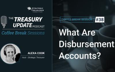 38: What Are Disbursement Accounts?