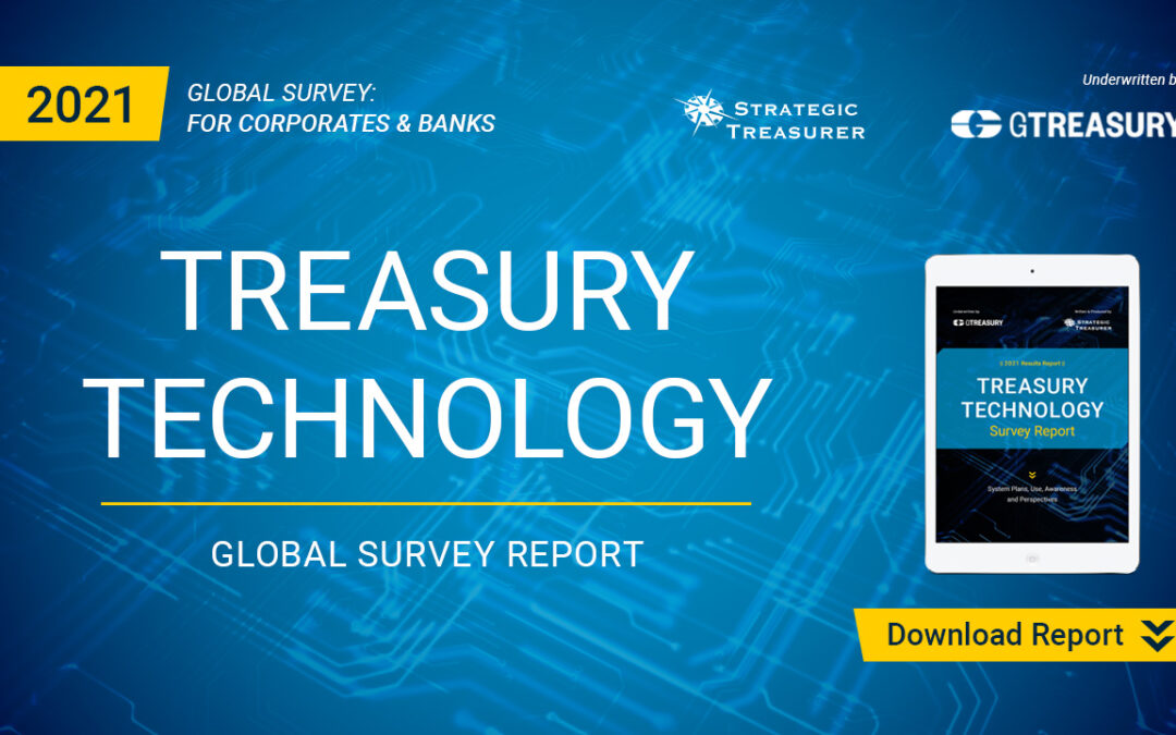 2021 Treasury Technology Survey