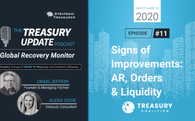 11: Signs of Improvements: AR, Orders, & Liquidity