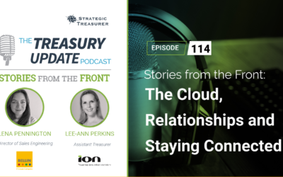 #114 – Stories from the Front: The Cloud, Relationships and Staying Connected