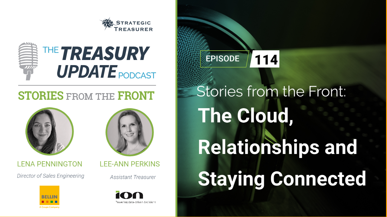 Episode 114 - Treasury Update Podcast