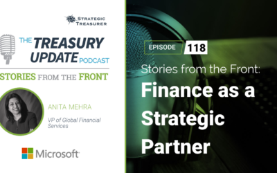 #118 – Finance as a Strategic Partner