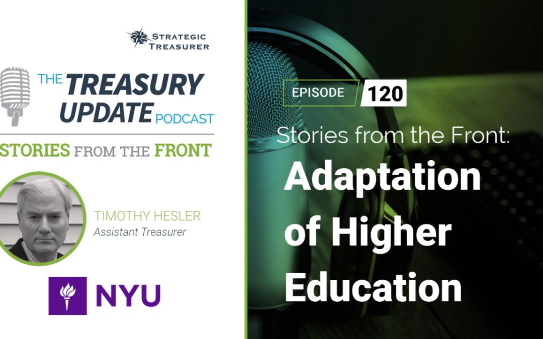 #120 – Adaptation of Higher Education
