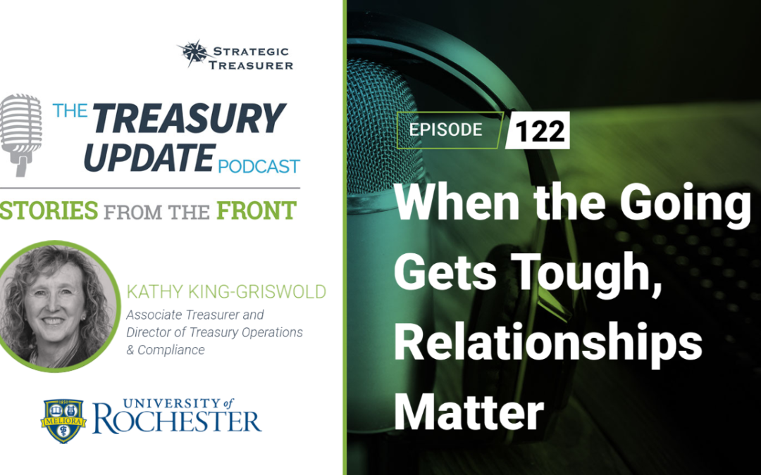 #122 – When the Going Gets Tough, Relationships Matter