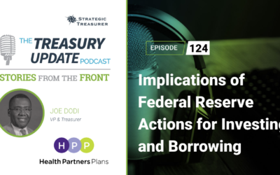#124 – Implications of Federal Reserve Actions for Investing and Borrowing
