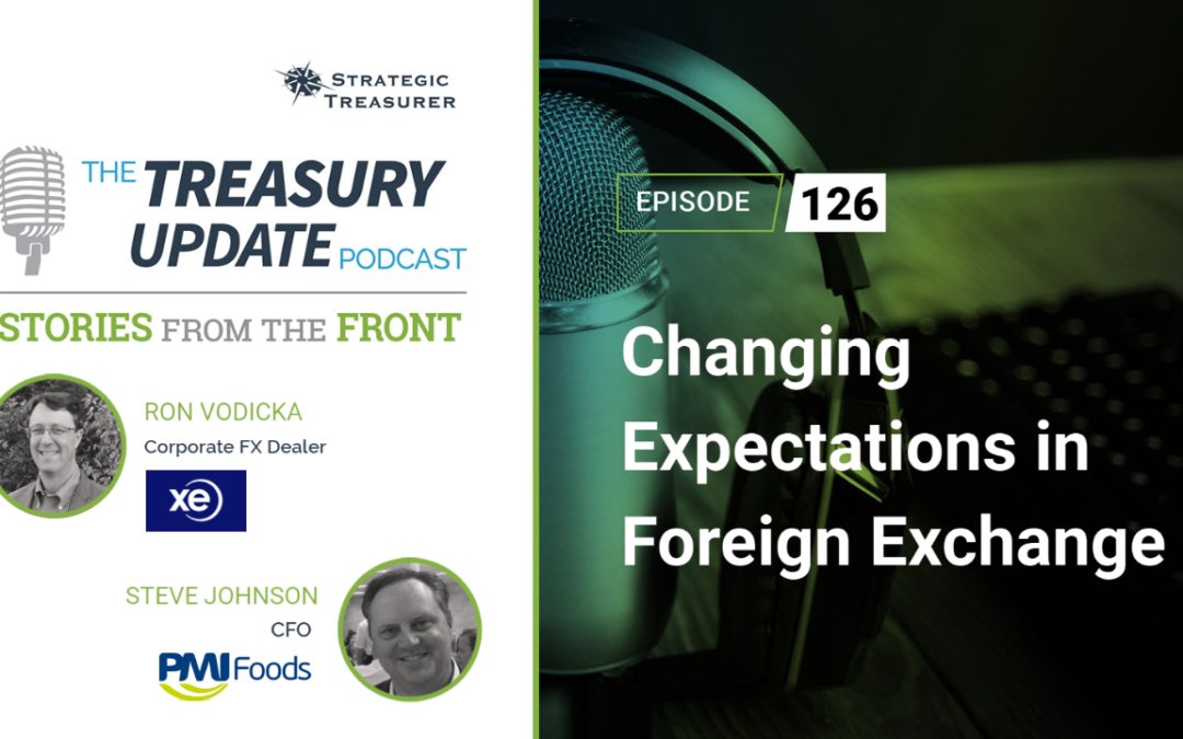 #126 – Changing Expectations in Foreign Exchange