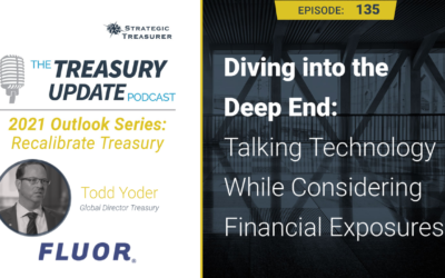 #135 – Diving into the Deep End: Talking Technology While Considering Financial Exposures