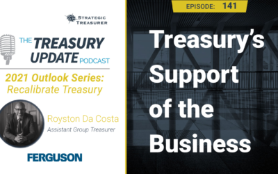 #141 – Part 2: Treasury's Support of the Business
