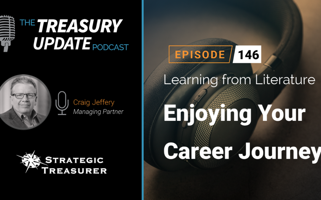 #146 – Learning from Literature, Part 19 – Enjoying Your Career Journey (J.M. Barrie's Peter Pan)