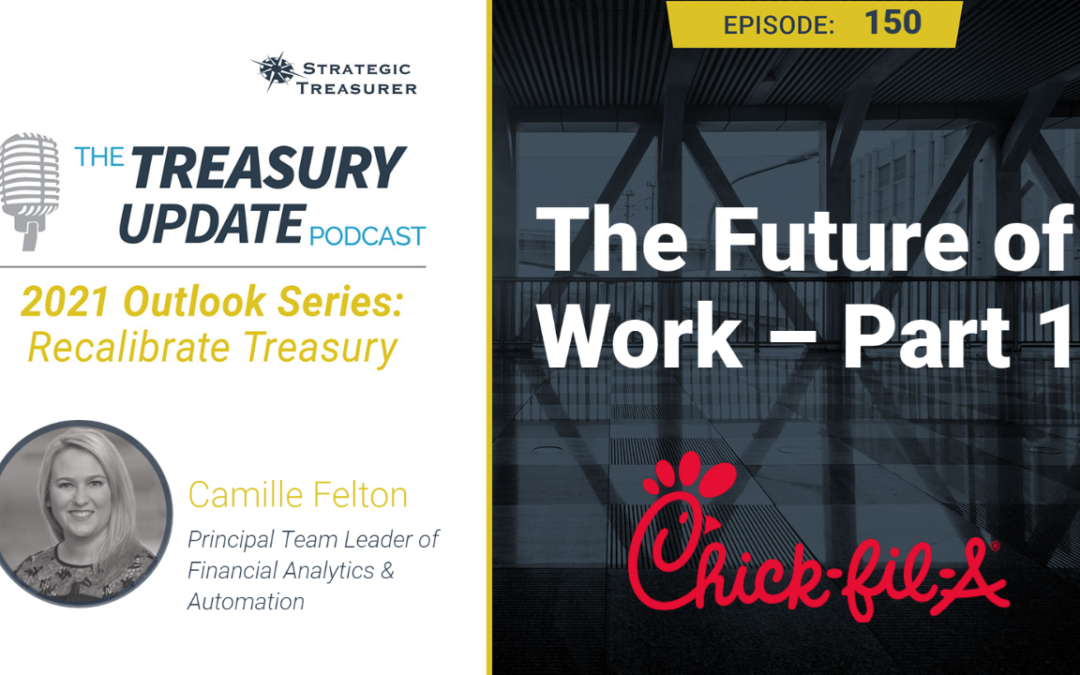 #150 – The Future of Work – Part 1