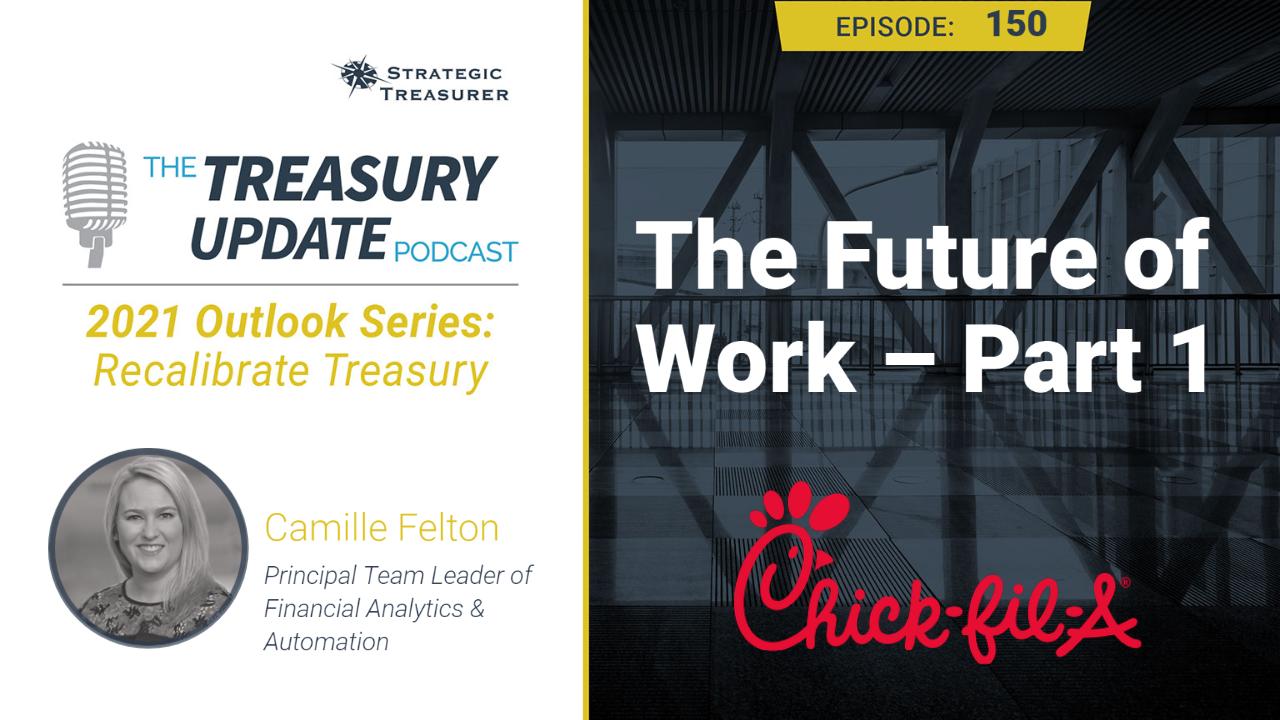 Episode 150 - Treasury Update Podcast