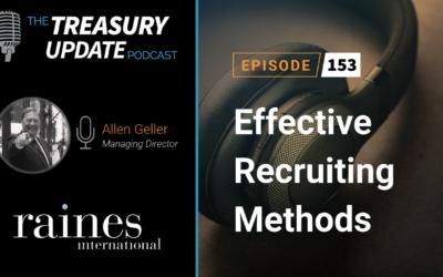 #153 – Effective Recruiting Methods (Raines International)